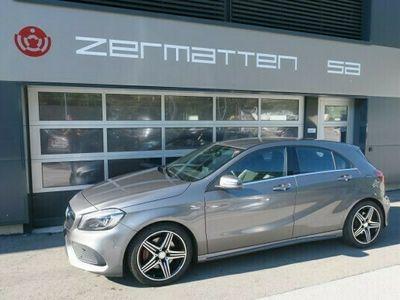 gebraucht Mercedes A250 Sport 4Matic
