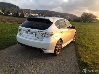 gebraucht Subaru Impreza 2.5 Wrx Swiss S