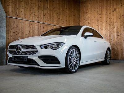gebraucht Mercedes CLA220 CLA-KlasseAMG Line 7G-DCT