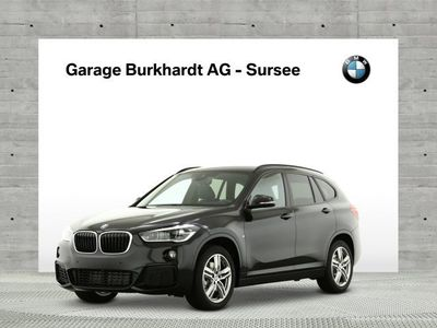 gebraucht BMW X1 xDrive 20d M Sport