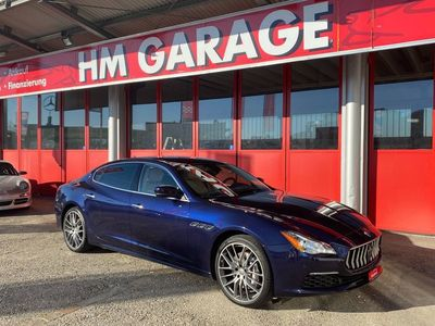 gebraucht Maserati Quattroporte 3.0 V6 S Q4 4X4 LUXURY GranLusso Automatica