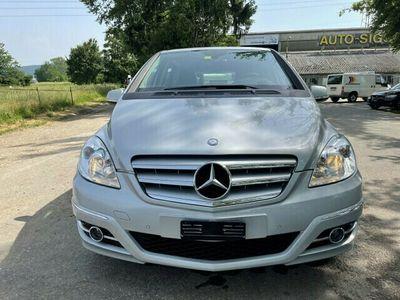 gebraucht Mercedes B180 CDI My Star Autotronic