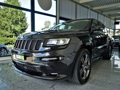 gebraucht Jeep Grand Cherokee 6.4 V8 HEMI SRT8 Red Vap
