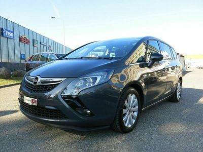 gebraucht Opel Zafira Tourer  1.4i 16V Cosmo 7-PLÄTZE