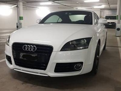gebraucht Audi TT S-Line 211 Ps