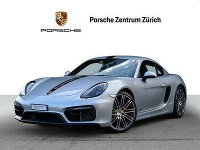gebraucht Porsche Cayman GTS ,