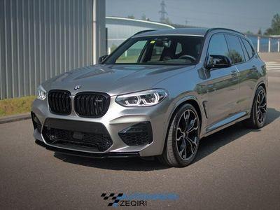 gebraucht BMW X3 xDrive M Competition Steptronic