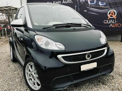 gebraucht Smart ForTwo Coupé mhd softouch