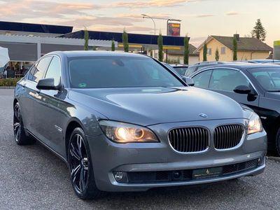 gebraucht BMW 740 d