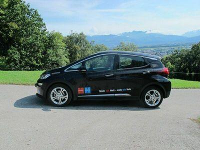 gebraucht Opel Ampera Ampera -e, Aussenfarbe schwarz, 8-fach bereift auf Felge-e, Aussenfarbe schwarz, 8-fach bereift auf Felge