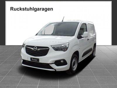 gebraucht Opel Combo Cargo 2.0 t 1.5 CDTi Enjoy S S