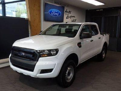 gebraucht Ford Ranger DKab.Pick-up 2.2 TDCi 4x4 XL