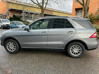 gebraucht Mercedes ML350 M-Klasse MercedesCDI BlueTec 4x4
