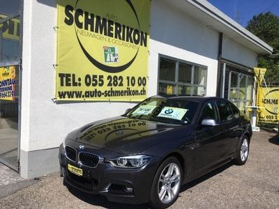 gebraucht BMW 320 xDrive Edition M Sport Steptronic