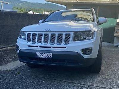 gebraucht Jeep Compass 2.4 Limited