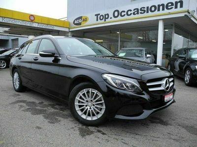 gebraucht Mercedes C220 C-KlasseBlueTEC 7G-Tronic