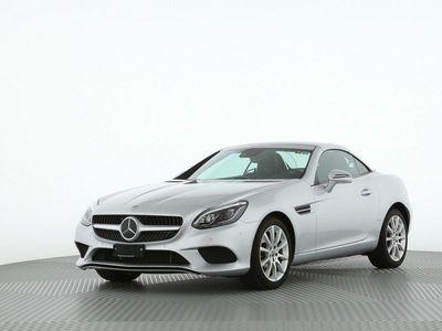 gebraucht Mercedes 180 SLC9G-Tronic