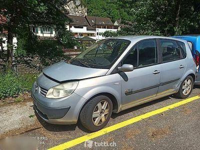 gebraucht Renault Mégane Scénic Scenic 2.0 16v