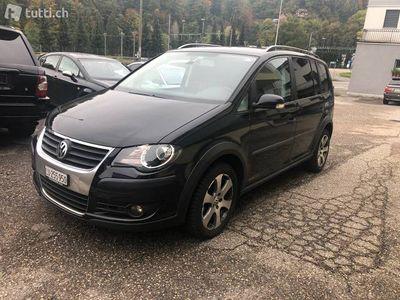gebraucht VW Touran Cross 2.0 Diesel 7 Plätze