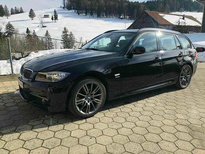 gebraucht BMW 320 3er 320d xDrive T, M-Packet, Edition, 4x4, Ab MFK, 8 Räder 3er d xDrive T, M-Packet, Edition, 4x4, Ab MFK, 8 Räder