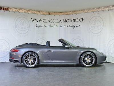 gebraucht Porsche 911 Carrera 4 Cabriolet PDK