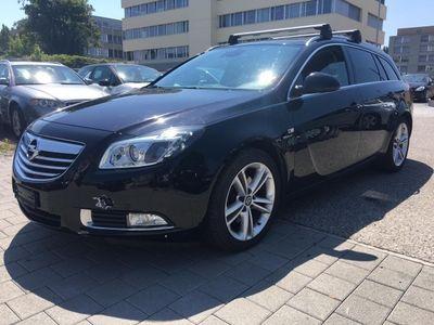 gebraucht Opel Insignia Sports Tourer 2.0 Turbo Cosmo