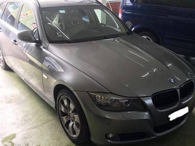 gebraucht BMW 330 xd 2008 Jg. mit AHK