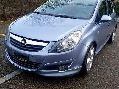 gebraucht Opel Corsa d gsi ab MFK