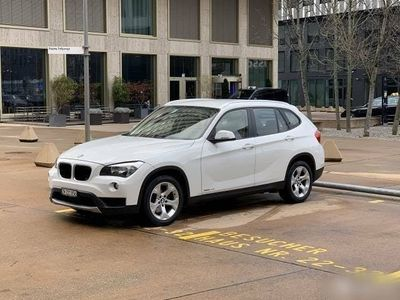 gebraucht BMW X1 25d im Top Zustand (beheizte Garage)
