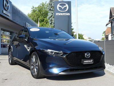 gebraucht Mazda 3 Hatchback SKYACTIV-G M Hybrid 122 Revolution Automat