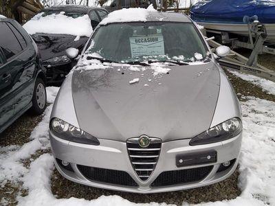gebraucht Alfa Romeo 147 1,6 TS 16 V ab MFK
