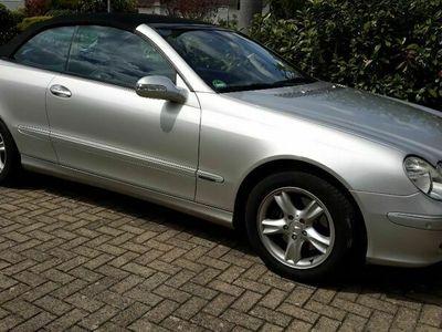 gebraucht Mercedes CLK200 Kompressor Cabriolet