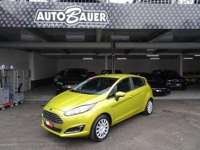 gebraucht Ford Fiesta 1.25 16V 82 Trend