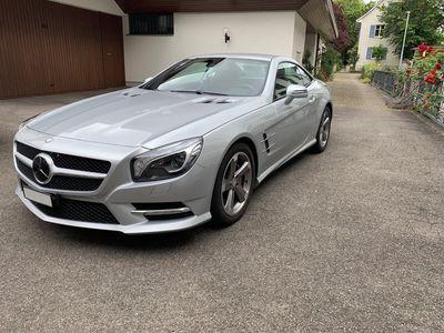 gebraucht Mercedes SL500 V8 Cabriolet