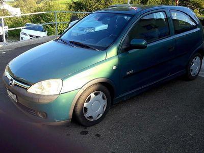 gebraucht Opel Corsa C