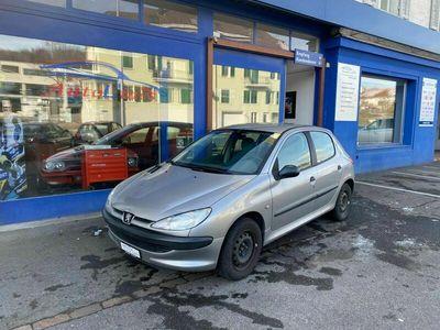 gebraucht Peugeot 206 1.4 XR Présence