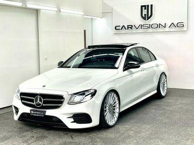gebraucht Mercedes E350 AMG Line 9G-Tronic