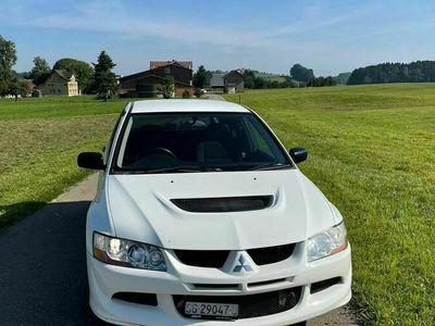 gebraucht Mitsubishi Lancer **Lancer EVO 8 RS RHD**