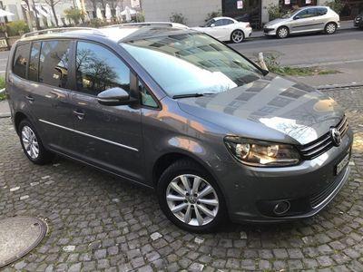 gebraucht VW Touran 2.0 TDI Comfortline DSG