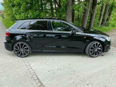 gebraucht Audi A3 Sportback A3 Verkauf S line Sportpaket quattro