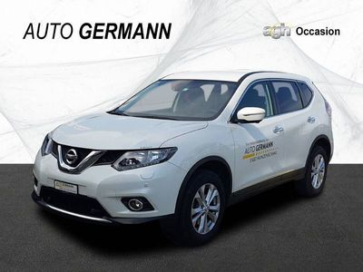 gebraucht Nissan X-Trail 2.0 dCi Acenta CVT 4x4