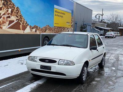 gebraucht Ford Fiesta 1.2i 16V Ghia