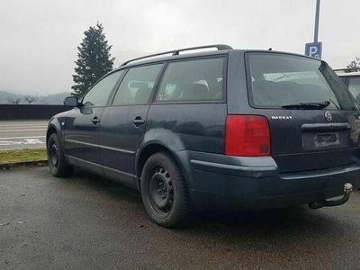 gebraucht VW Passat 4x4 2.8 v6 ab platz