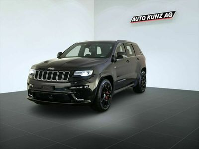 gebraucht Jeep Grand Cherokee 6.4 SRT8 Black-Edition 4x4 Automat
