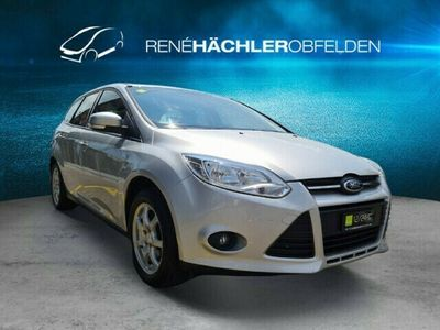 gebraucht Ford Focus Station Wagon 1.6i Ti-VCT 125 Trend