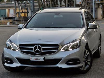 gebraucht Mercedes E300 BlueTEC Avantgarde 9G-Tronic