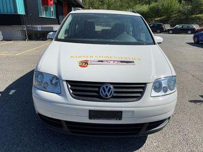 gebraucht VW Touran 1.9 TDI