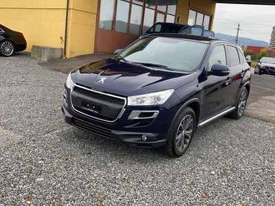 gebraucht Peugeot 4008 1.6 HDi Active 4WD