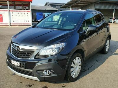 gebraucht Opel Mokka 16