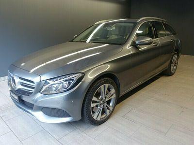 gebraucht Mercedes C250 d Swiss Star Avan4M